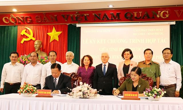 Becamex IDC đầu tư hàng ngàn tỷ đồng vào khu liên hiệp Đồng Phú - Ảnh 1.