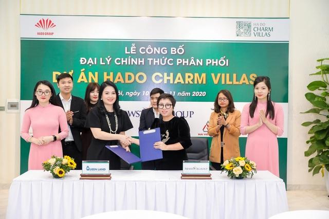 Queen Land – Đại lý phân phối chính thức dự án HaDo Charm Villas - Ảnh 1.