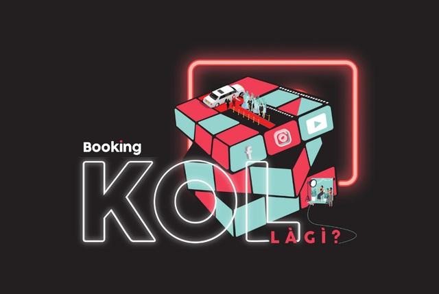 Ra mắt ứng dụng BookingKOL: Thế giới nghệ thuật gói gọn trong tay bạn - Ảnh 1.