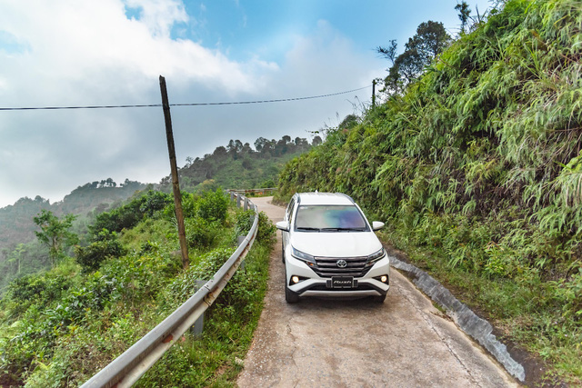 Đuổi theo mùa vàng Mù Cang Chải cùng Toyota Rush - Ảnh 6.