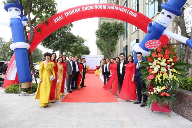 Khai trương showroom Thảm Hán Long: Vô vàn ưu đãi cho đối tác và người tiêu dùng - Ảnh 1.