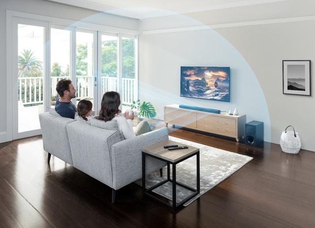 Sony nâng cấp dòng sản phẩm loa thanh cao cấp Dolby Atmos với sự ra mắt của HT-G700 - Ảnh 2.