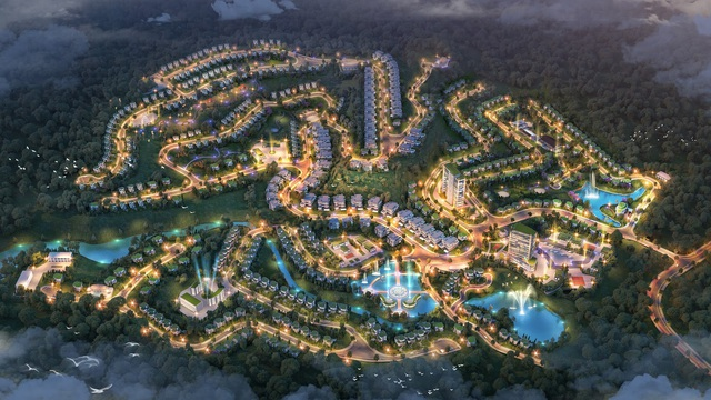 Ivory Villas & Resort - tổ hợp bất động sản nghỉ dưỡng 5 sao đậm bản sắc Tây Bắc - Ảnh 1.
