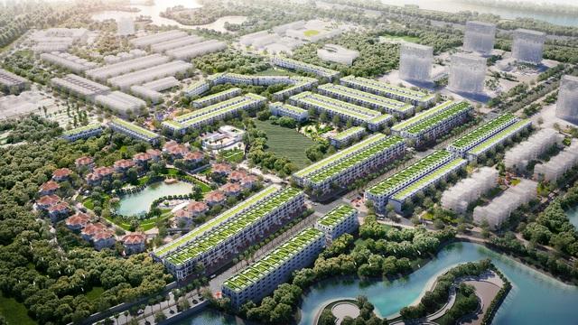 Bất động sản Thái Nguyên: Trên đà bứt tốc - Ảnh 1.