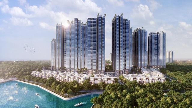Chi gần 70 tỷ đồng lắp đèn led, tòa tháp sắp bàn giao trở thành dự án nổi bật khu Nam Sài Gòn - Ảnh 11.