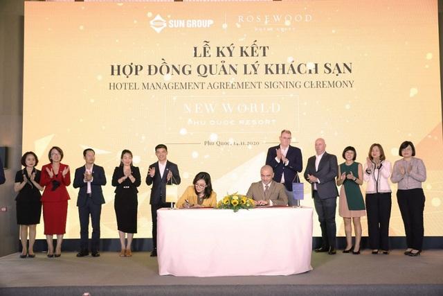 Rosewood Hotel Group sẽ quản lý Khu nghỉ dưỡng New World Phu Quoc Resort phía Nam Phú Quốc - Ảnh 2.