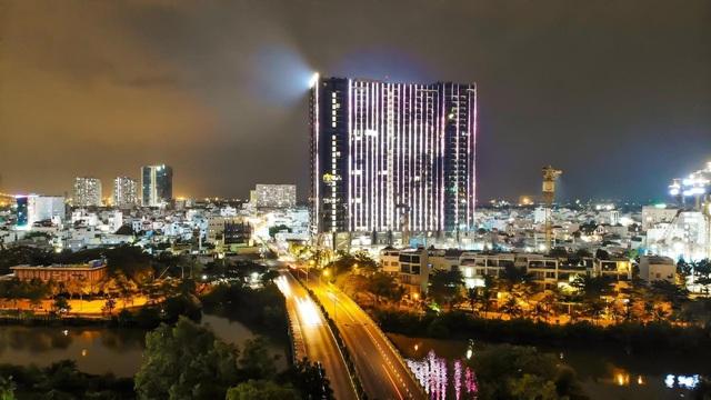 Chi gần 70 tỷ đồng lắp đèn led, tòa tháp sắp bàn giao trở thành dự án nổi bật khu Nam Sài Gòn - Ảnh 3.