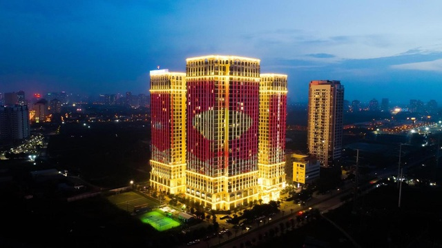 Chi gần 70 tỷ đồng lắp đèn led, tòa tháp sắp bàn giao trở thành dự án nổi bật khu Nam Sài Gòn - Ảnh 4.