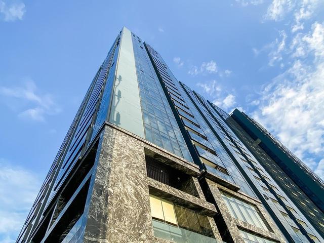 Chi gần 70 tỷ đồng lắp đèn led, tòa tháp sắp bàn giao trở thành dự án nổi bật khu Nam Sài Gòn - Ảnh 5.