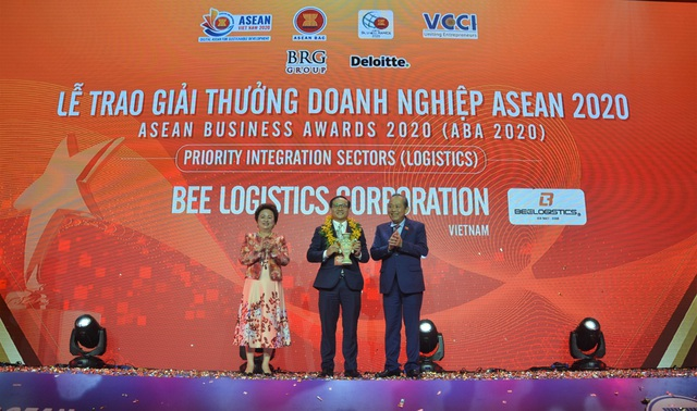 Bee Logistics nhận giải ABA 2020 - Ảnh 2.