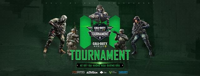 Tất tần tật về giải Call of Duty Mobile Tournament - Ảnh 2.