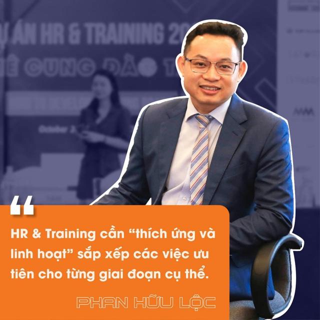 """Trainer Phan Hữu Lộc: Đào tạo doanh nghiệp như xây dựng một công trình, mọi sự sao chép """"rập khuôn"""" đều mang đến tổn thất cho người sử dụng! - Ảnh 1."""