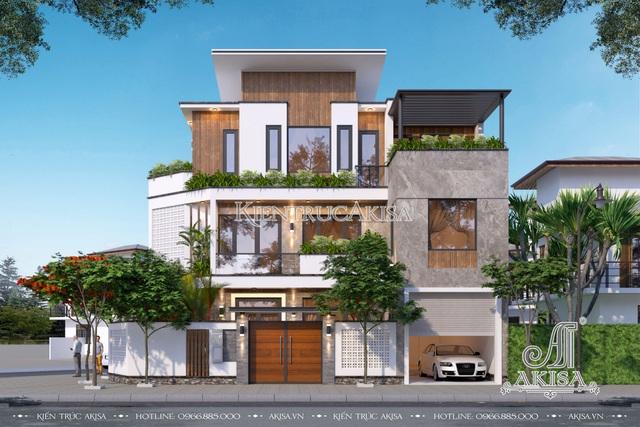 Top 6 mẫu biệt thự hiện đại đang được ưa chuộng hiện nay - Ảnh 3.