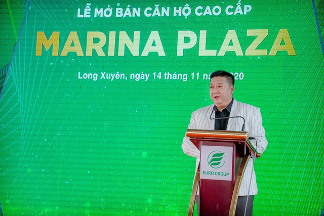Euro Group: Mở bán căn hộ cao cấp Marina Plaza Long Xuyên miền Tây - Ảnh 2.
