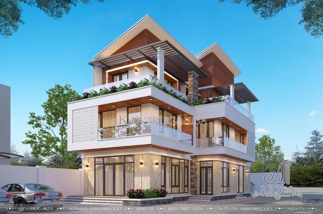 Top 6 mẫu biệt thự hiện đại đang được ưa chuộng hiện nay - Ảnh 4.