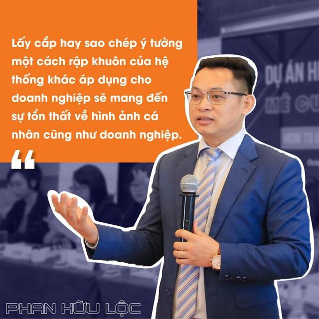 """Trainer Phan Hữu Lộc: Đào tạo doanh nghiệp như xây dựng một công trình, mọi sự sao chép """"rập khuôn"""" đều mang đến tổn thất cho người sử dụng! - Ảnh 3."""