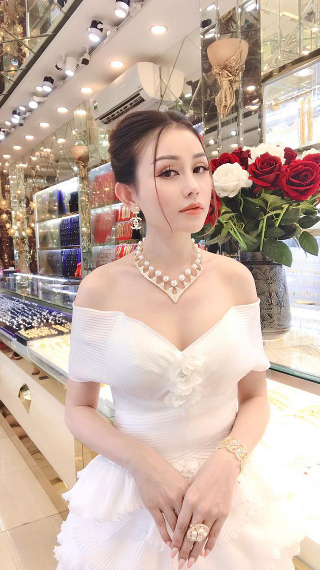 Mùa cưới rộn ràng, Tiệm Vàng Hoàng Phát gợi ý các mẫu trang sức cho cô dâu ngày trọng đại - Ảnh 5.