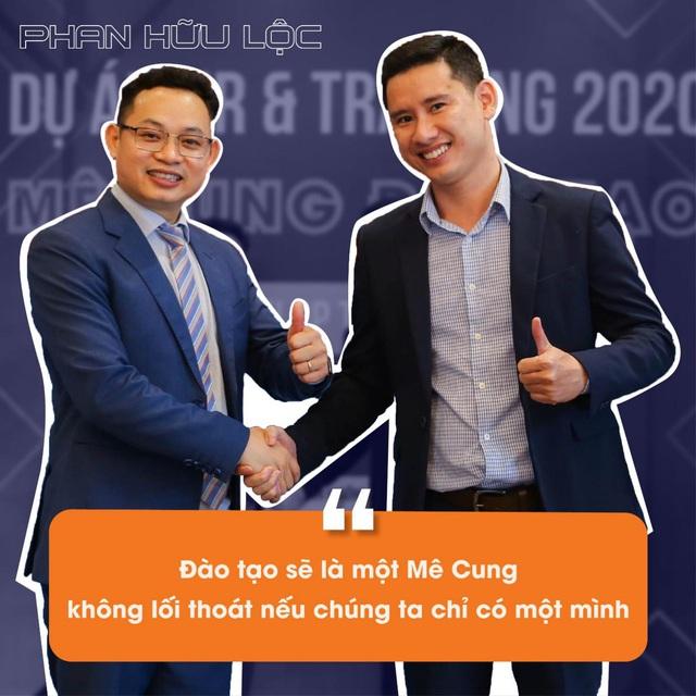 """Trainer Phan Hữu Lộc: Đào tạo doanh nghiệp như xây dựng một công trình, mọi sự sao chép """"rập khuôn"""" đều mang đến tổn thất cho người sử dụng! - Ảnh 4."""