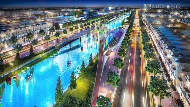 Mekong Centre Resort tại gia ngay trung tâm thành phố Sóc Trăng - Ảnh 1.