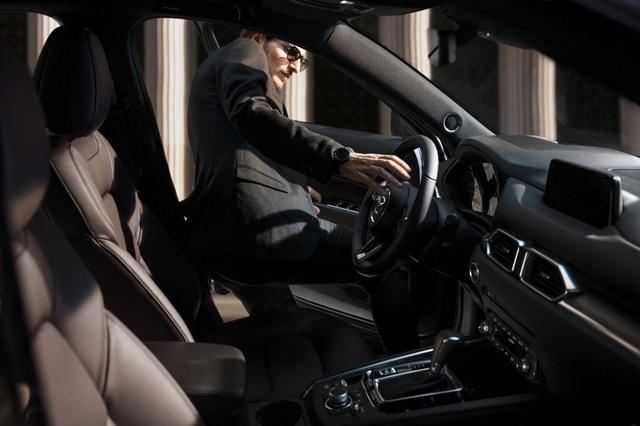 New Mazda CX-5 nâng cấp, giá bán không đổi - Ảnh 3.
