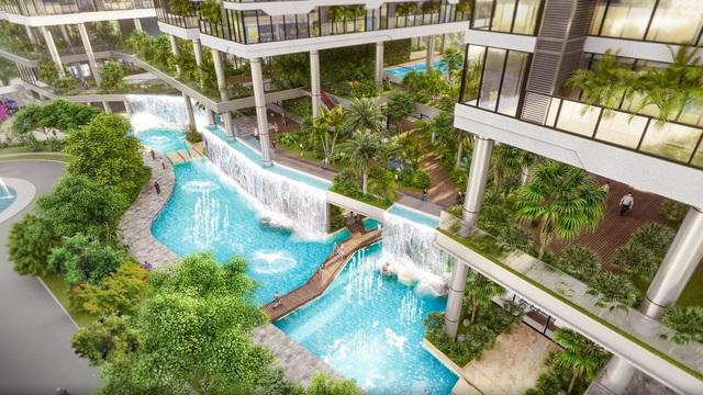 Long Biên – Điểm thu hút mới của bất động sản cao cấp - Ảnh 1.