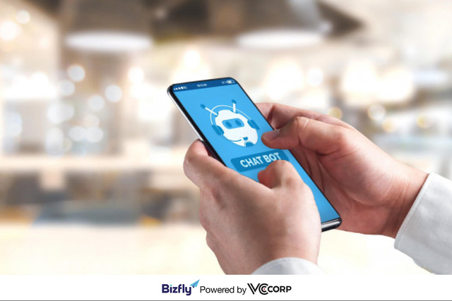Chatbot - Nhân tố không thể thiếu của bất kỳ người kinh doanh nào - Ảnh 1.