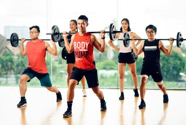 """Elite Fitness – 10 năm 1 hành trình """"Sống ưu tú"""" - Ảnh 2."""
