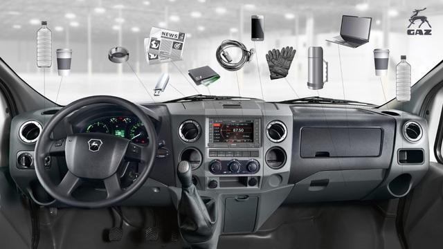 GAZelle NEXT  VAN – Sản phẩm tải Van nhập khẩu nguyên chiếc từ Châu Âu - Ảnh 2.