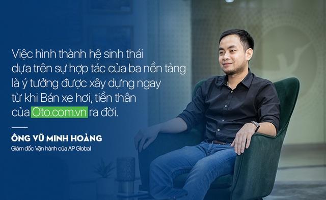 Hệ sinh thái Oto.com.vn và tham vọng thay đổi thị trường ô tô Việt - Ảnh 2.