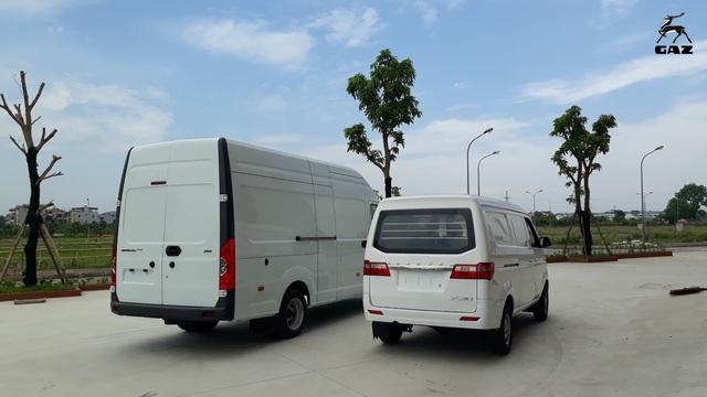 GAZelle NEXT  VAN – Sản phẩm tải Van nhập khẩu nguyên chiếc từ Châu Âu - Ảnh 4.