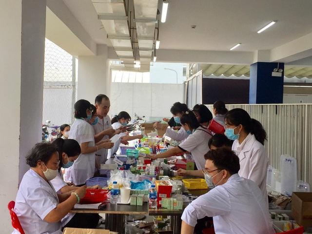 Tập đoàn giáo dục Nguyễn Hoàng đồng hành khám sức khỏe miễn phí cho 2.000 người tại TP.HCM - Ảnh 4.