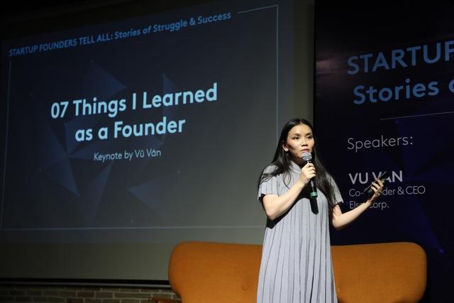 CEO ELSA Văn Đinh Hồng Vũ - Hành trình từ 2 bằng thạc sĩ đến startup công nghệ - Ảnh 1.
