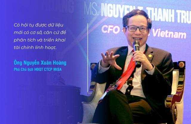Phó Chủ tịch MISA: Hội tụ dữ liệu là tất yếu để doanh nghiệp xây dựng tài chính linh hoạt - Ảnh 1.