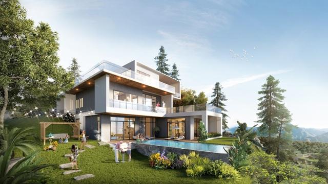 Lễ ra mắt dự án Ivory Villas & Resort -  Dấu ấn chạm chân mây - Ảnh 1.