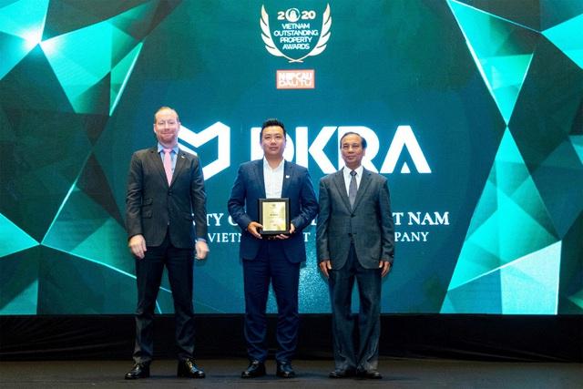 DKRA Vietnam lập kỉ lục 4 năm liên tiếp là Nhà phân phối Bất động sản tiêu biểu - Ảnh 1.