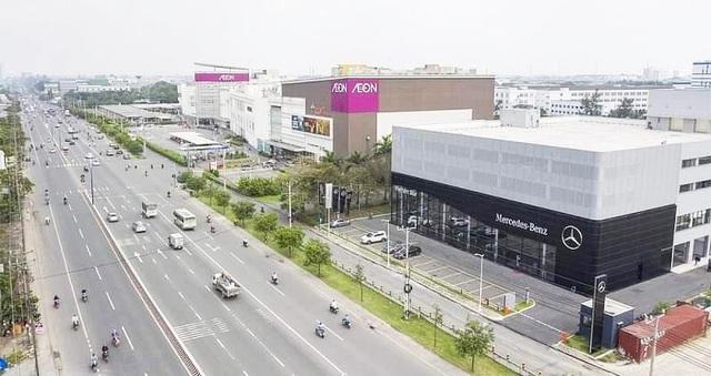 Thuận An trở thành trung tâm căn hộ cho thuê tại Bình Dương - Ảnh 1.
