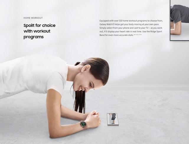 Một chiếc smartwatch có thể biến bạn thành người yêu thể dục, thích thể thao, da hồng hào, người khỏe mạnh như thế nào? - ảnh 1
