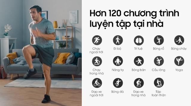 Một chiếc smartwatch có thể biến bạn thành người yêu thể dục, thích thể thao, da hồng hào, người khỏe mạnh như thế nào? - ảnh 2