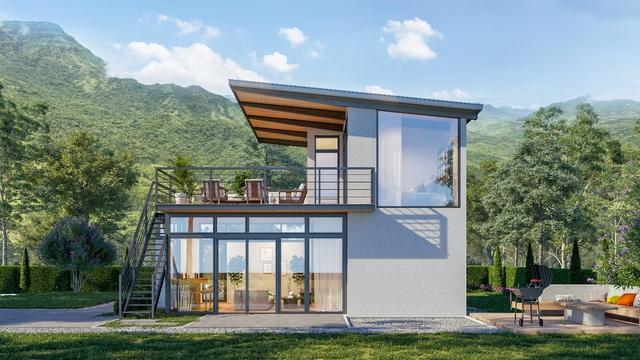 Ấn tượng với loạt homestay thiết kế theo phong cách châu Âu tại Jade Garden Hill – Bảo Lộc - Ảnh 2.
