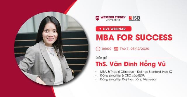 CEO ELSA Văn Đinh Hồng Vũ - Hành trình từ 2 bằng thạc sĩ đến startup công nghệ - Ảnh 2.
