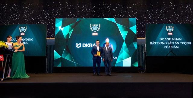 DKRA Vietnam lập kỉ lục 4 năm liên tiếp là Nhà phân phối Bất động sản tiêu biểu - Ảnh 2.
