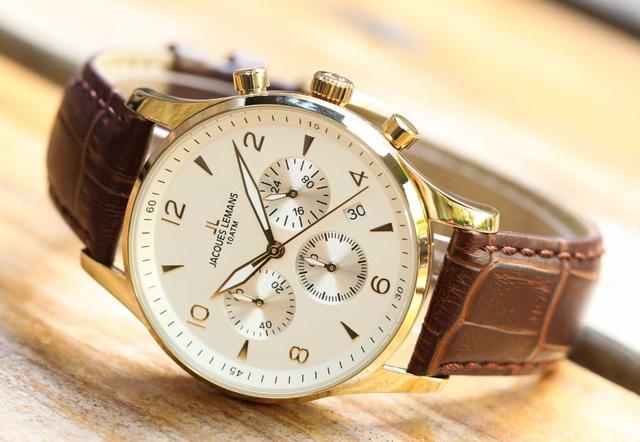 Tuần lễ Black Friday - giảm ngay 30% những mẫu đồng hồ chính hãng hot - Ảnh 4.