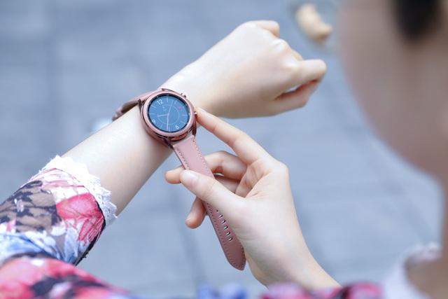 Một chiếc smartwatch có thể biến bạn thành người yêu thể dục, thích thể thao, da hồng hào, người khỏe mạnh như thế nào? - ảnh 8