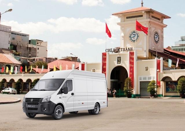 Xe Gaz – Thương hiệu ô tô hàng đầu nước Nga trở lại Việt Nam - Ảnh 1.