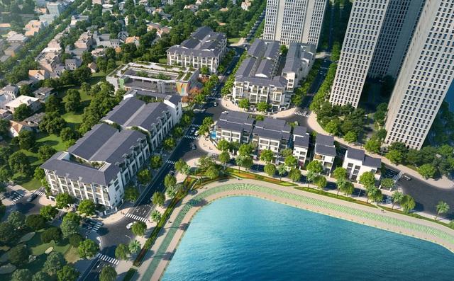 Biệt thự, liền kề cao cấp tại Hà Đông thu hút giới nhà giàu - Ảnh 1.