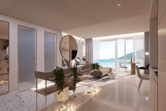 Khách hàng thảnh thơi tài chính khi mua căn hộ resort biển - Ảnh 1.