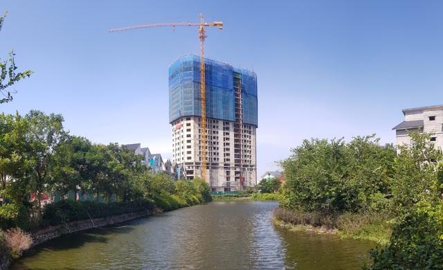 NOXH FLC Garden City vượt kỳ vọng tiến độ thi công - Ảnh 2.