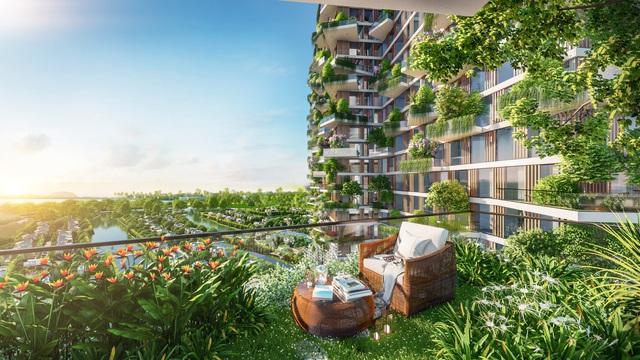 Việt Nam sẽ có dự án lọt top các toà tháp xanh cao bậc nhất thế giới - Ảnh 6.