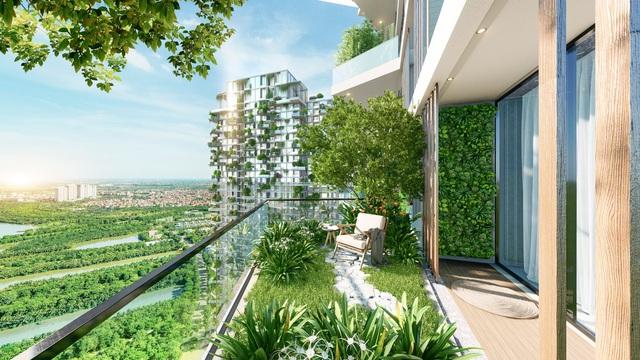 Việt Nam sẽ có dự án lọt top các toà tháp xanh cao bậc nhất thế giới - Ảnh 7.