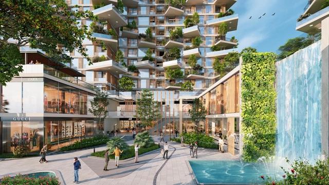 Việt Nam sẽ có dự án lọt top các toà tháp xanh cao bậc nhất thế giới - Ảnh 9.